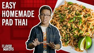 Easy Homemade Pad Thai | Flavor Makers Series | McCormick