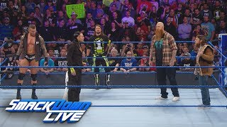What you didn't see on SmackDown LIVE: Exclusive, Jan. 29, 2019