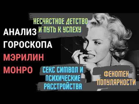 «Звёздные истории» Мэрилин Монро. Феномен популярности.