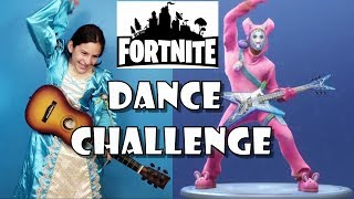 KIDS FORTNITE DANCE CHALLENGE IN REAL LIFE