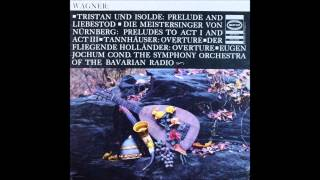 The Flying Dutchman, overture, Jochum cond,,