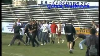 Stadionowe zadymy 2004 #1