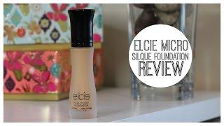 elcie cosmetics foundation review   bailey b