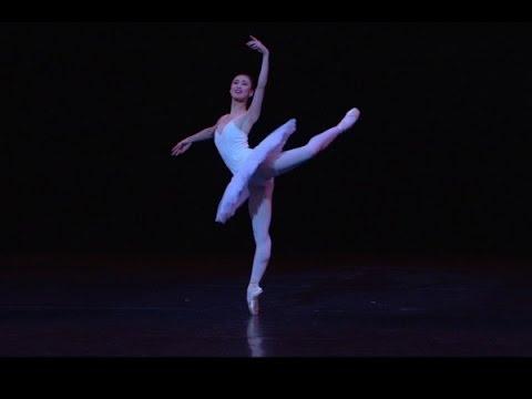 The Australian Ballet's Principal Artist Ako Kondo