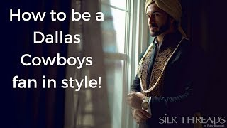 Ruby discusses how to be a Dallas Cowboys fan in style! | January 2017
