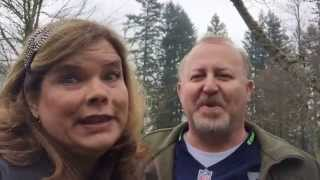 Walker's Video entry to Animal Planet's Treehouse Masters Ultimate Treehouse Giveaway.