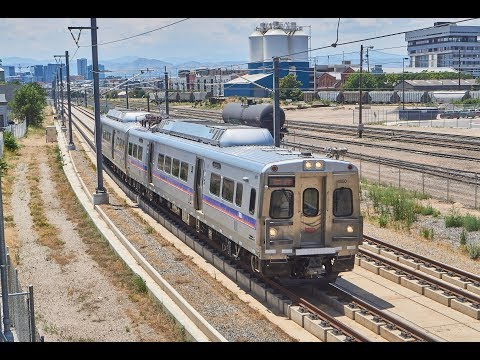 Trains in Denver: RTD Commuter Rail