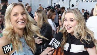 Sabrina Carpenter Talks 'Girl Meets World' Season 3 & Plays Truth Or Dare! (KCAs 2016)