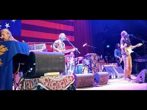 Chris Robinson Brotherhood 12-8-17 House Of Blues San Diego, CA