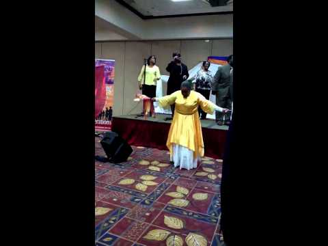 D.N.A Ministries @ Contending for the Supernatural conferen