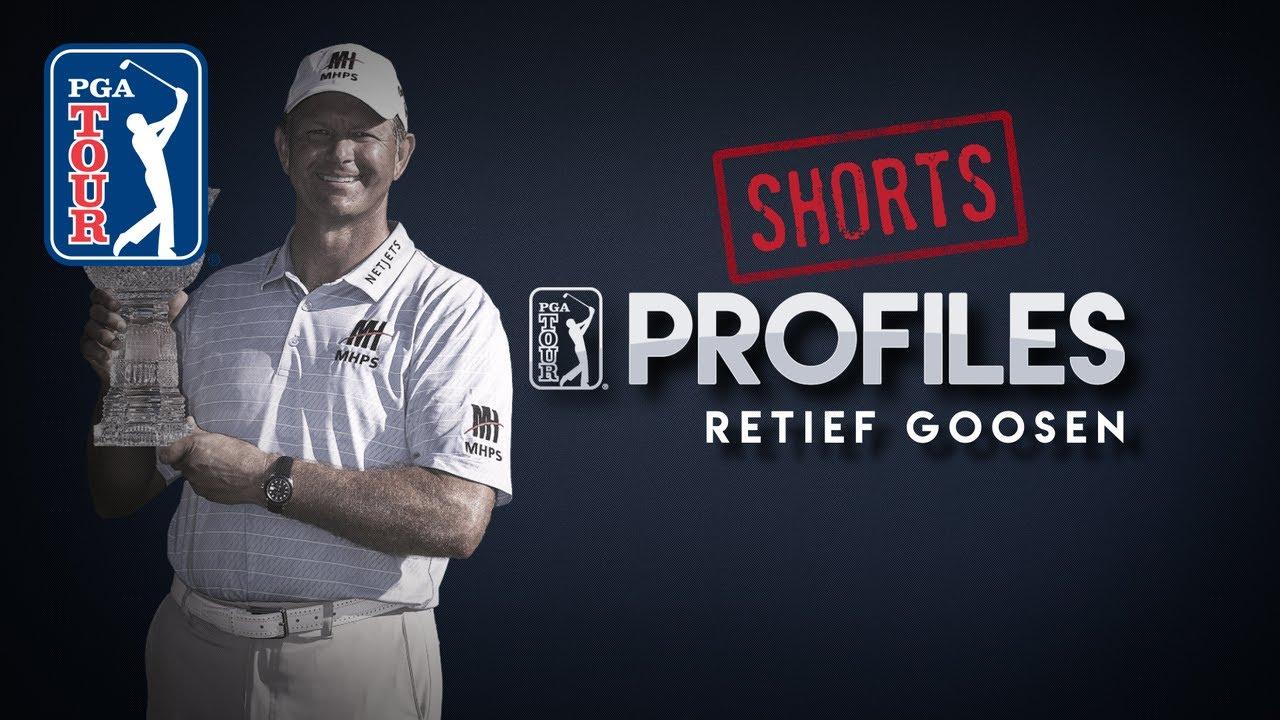 Retief Goosen | PGA TOUR Profiles