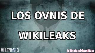Milenio 3 - Los OVNIs de Wikileaks / El extraterrestre de La Noria