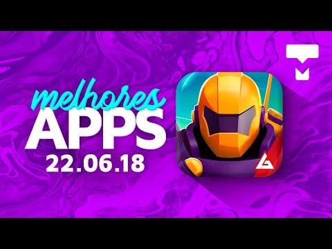 Melhores Apps da Semana para Android e iOS (22/06/2018) - TecMundo
