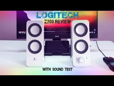 logitech-z200-speakers-review-&-sound-test-|-best-budget-speakers