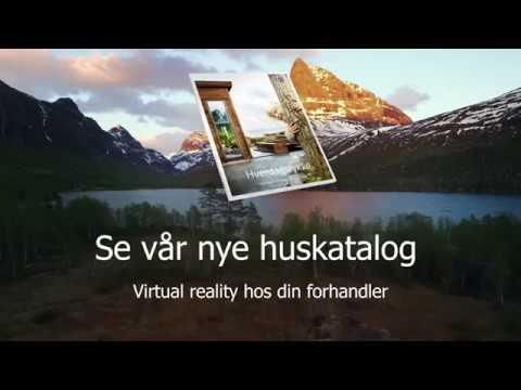 Ny huskatalog fra Nordbohus - med Virtual Reality (VR)