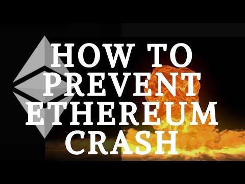 ETH Crashes & Maker Fails