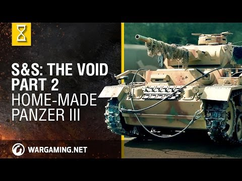 Saints & Soldiers: The Void - Behind the Scenes, Episode 2: Home Made Panzer III