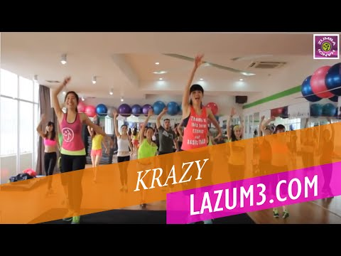 Nhảy zumba | Krazy | Learn it | Lazum3 | Zumba Fitness VietNam