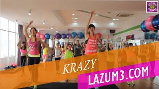 Krazy - Zumba Hanoi version