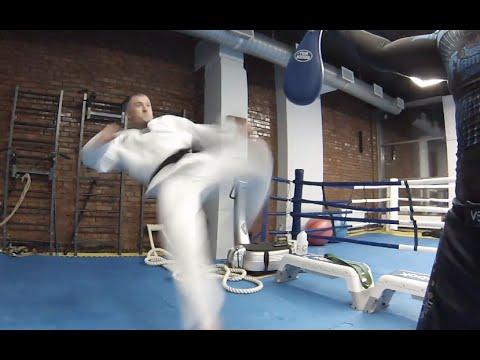 50 летний мастер боевых искусств