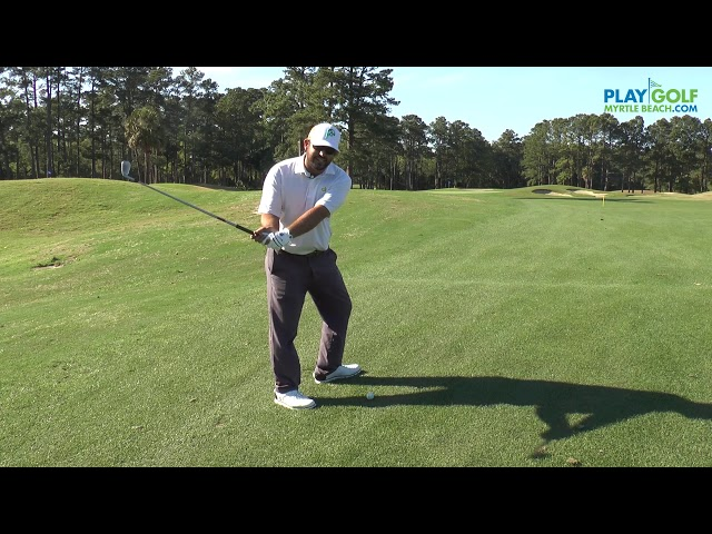 Tip Tuesday | How to Handle the Uphill Lie