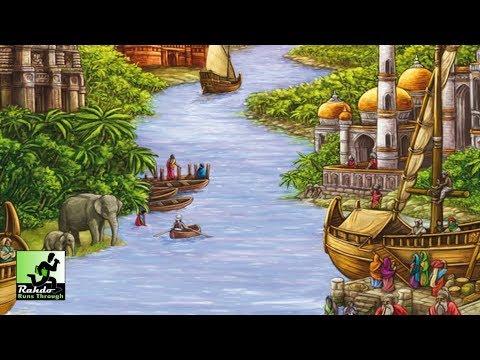 Rajas of the Ganges Gameplay Runthrough