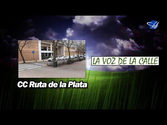 La Voz de la Calle - CC Ruta de la Plata