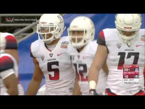 2015 Gildan New Mexico Bowl - Arizona vs New Mexico
