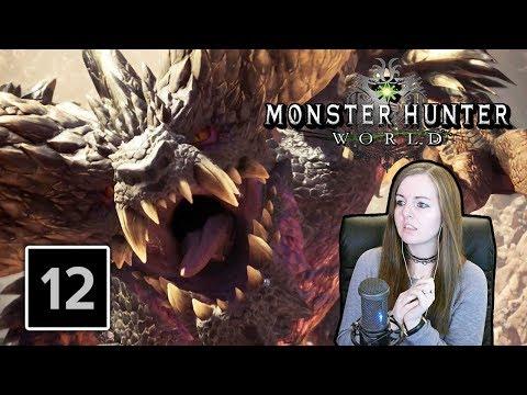 LET'S CAPTURE ZORAH MAGDAROS | Monster Hunter World Gameplay Walkthrough Part 12