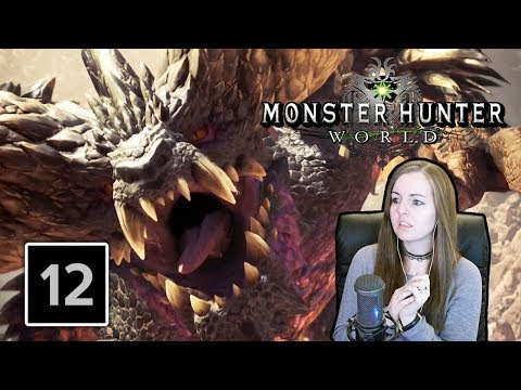 LET'S CAPTURE ZORAH MAGDAROS | Monster Hunter World Gameplay Walkthrough Part 12
