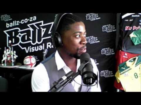 Actor Atandwa Kani on The Hayley O Show