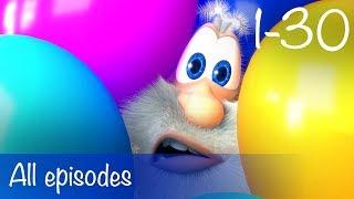 Çocuklar için Booba - 30 bölüm + Bonus Derleme - Çizgi film