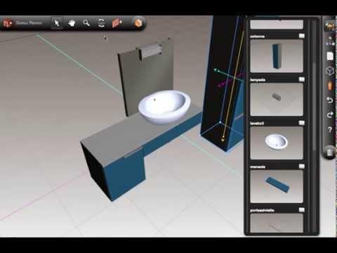 Programma gratuito per creare strutture edifici case for Programma in 3d per arredare casa gratis