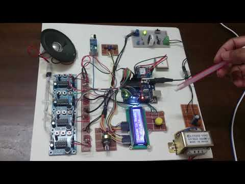 Arduino Project: GPS based voice vibration alert giving device for the disabled people.