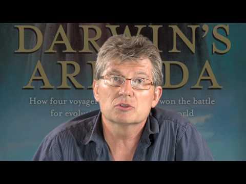 Iain McCalman talks about Darwin's Armada