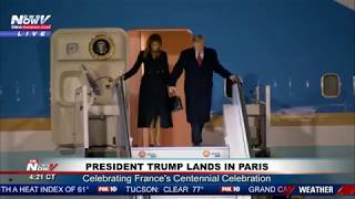 President Trump to attend French National Day Parade