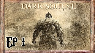 Dark Souls 2 - Blind PC Gameplay - Ep 1