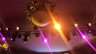 Lagu intro padu un metal buka panggung konsert XPDC