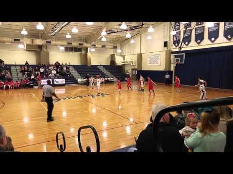 4th quarter Boyet Jr. High 7th grade vs Hannan High school