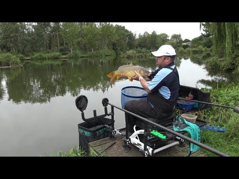 Fishing Different Methods At The Fantastic Candy Corner Fisheries