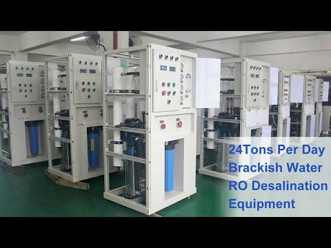 Brackish Water Treatment Equipment