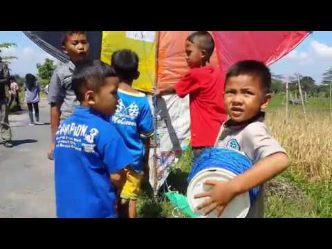 Festival Layang Layang & Dolanan Anak Jateng - DIY -  Klaten  2016