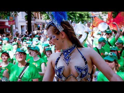 Karneval der Kulturen Berlin 2012