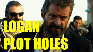 The Logan Plot Hole