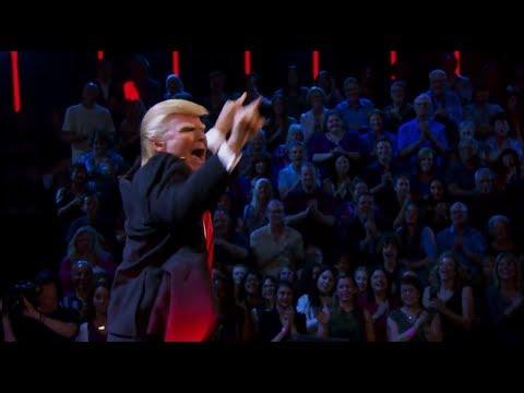 The Singing TrumpJeff TrachtaAmerica's Got Talent 2017 Judge Cuts GTF