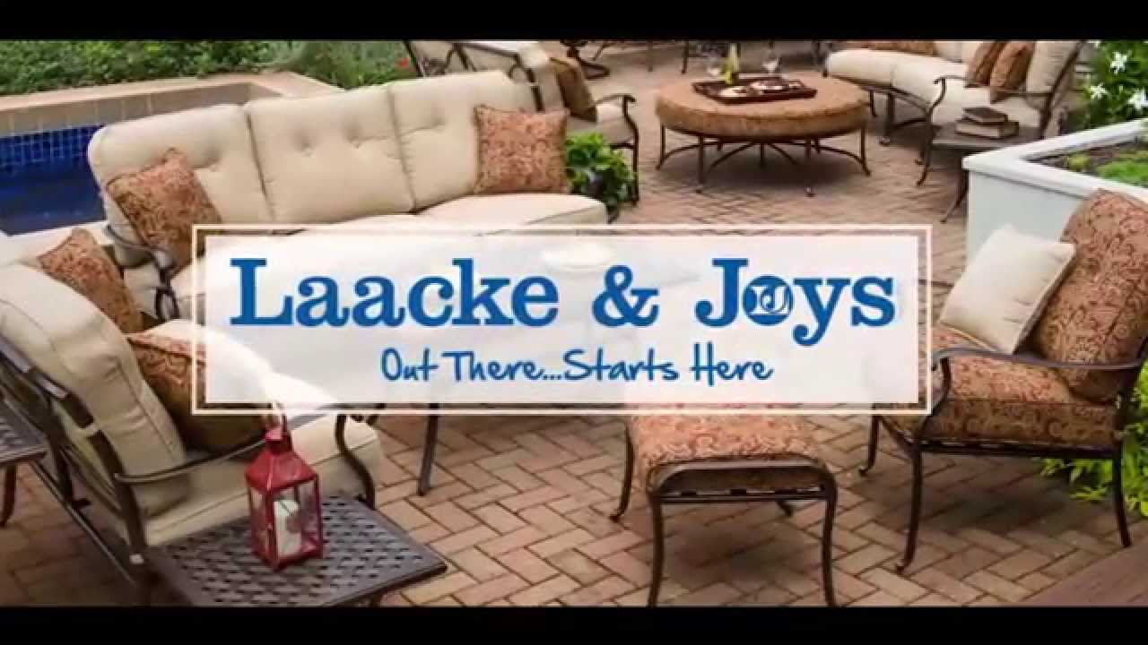 Laacke & Joys was founded in , and has a rich history supporting our community and culture. We give special thanks to our loyal customers here and around.