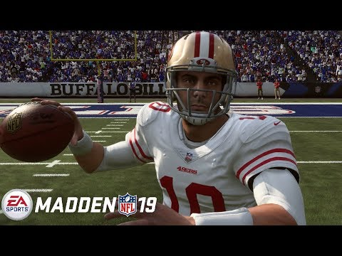 MADDEN 19 NEW FACE SCANS! Madden NFL 19 Player Likeness Update 1