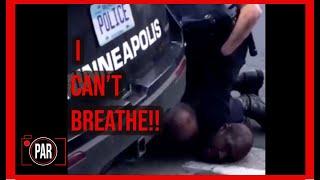 Handcuffed Man Dies After Minneapolis Cop Kneels On His Neck