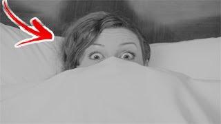 تفعل ما تفعله بغرفتها ليلا ويظنونها نائمة الى ان اكتشفوا المفاجأة | شاهد ما لا يصدق !!