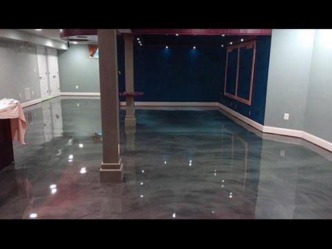 Epoxy Flooring Houston 281 407 2658 Floor Renew Houston Youtube